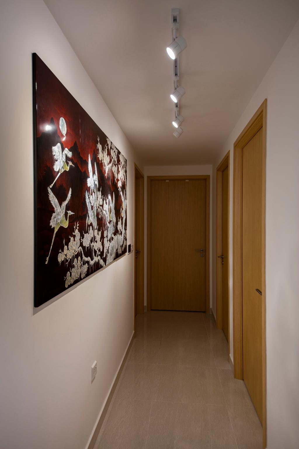 Traditional, Condo, La Fiesta, Interior Designer, Innerspace Design Solutions, Vintage, Indoors, Interior Design, Art