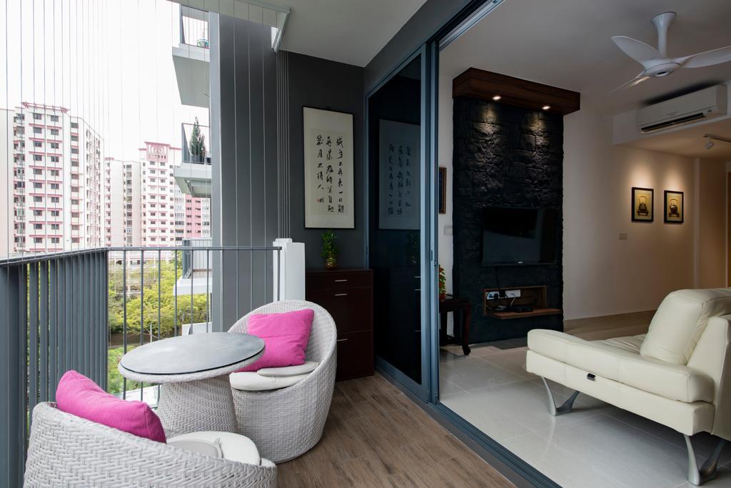 Balcony Interior Design Singapore Interior Design Ideas