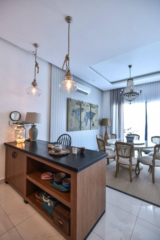 Modern, Landed, 16 Sierra, Akira, Interior Designer, M innovative Builders, Dining Room, Indoors, Interior Design, Room, Dining Table, Furniture, Table