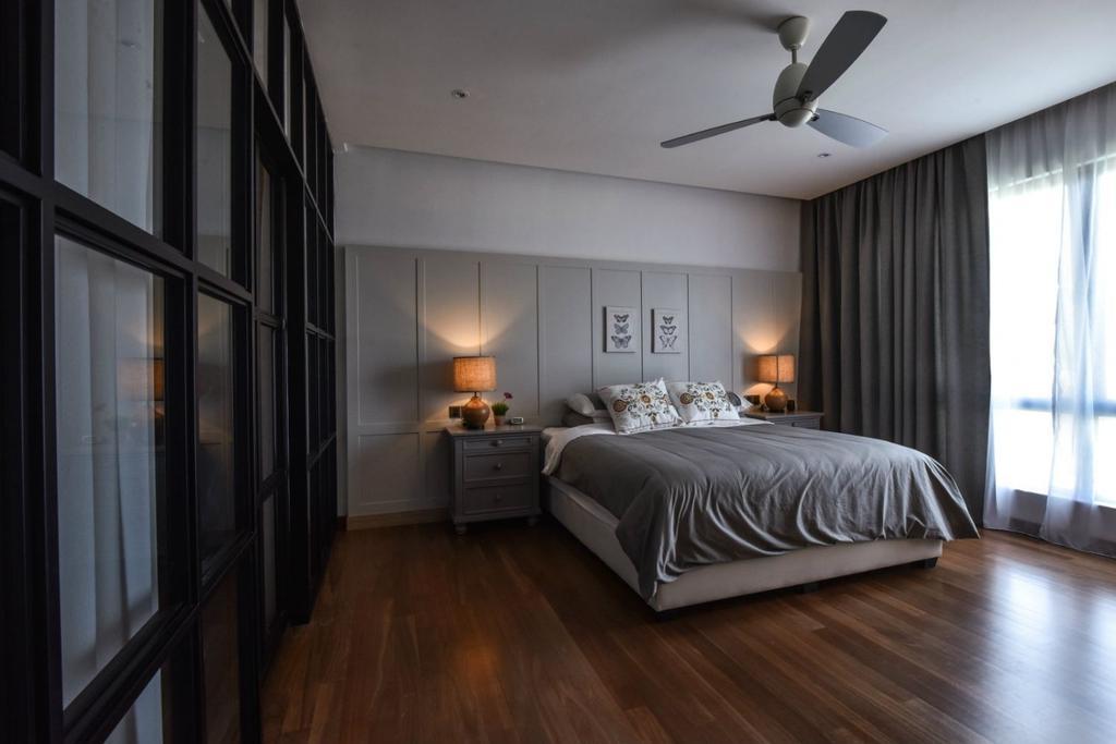 Modern, Landed, Bedroom, 16 Sierra, Akira, Interior Designer, M innovative Builders