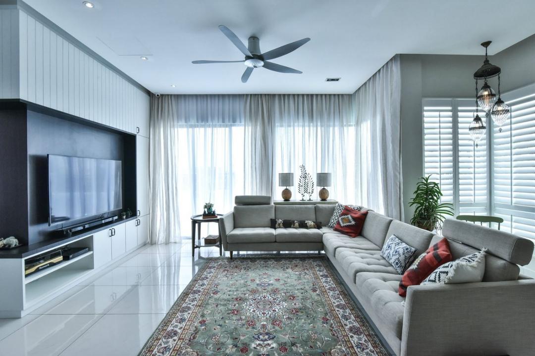 16 Sierra, Akira, M innovative Builders, Modern, Landed, Couch, Furniture, Propeller, Indoors, Room