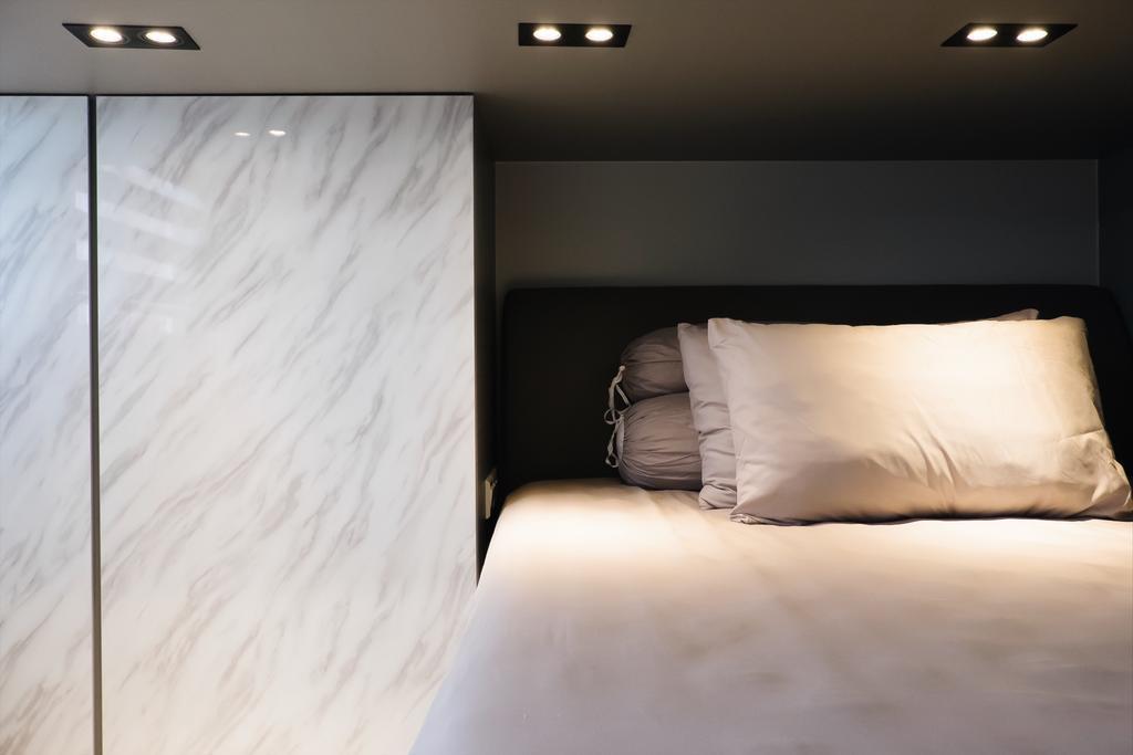 Modern, HDB, Bedroom, Choa Chu Kang, Interior Designer, Fifth Avenue Interior, Indoors, Interior Design, Room
