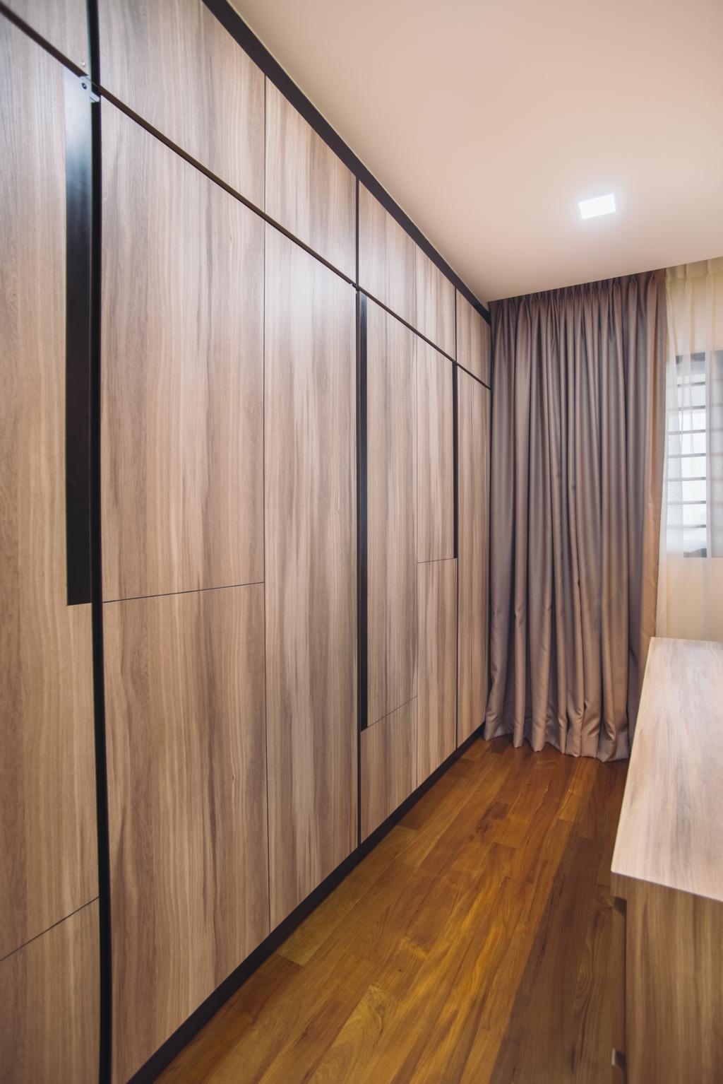 Modern, HDB, Bedroom, Clementi Street 13, Interior Designer, Urban Habitat Design