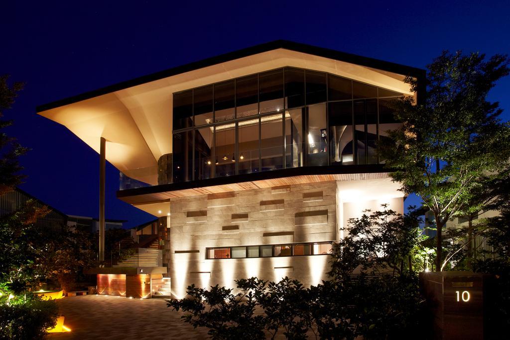 Contemporary, Landed, P House, Architect, Czarl Architects, Building, House, Housing, Villa