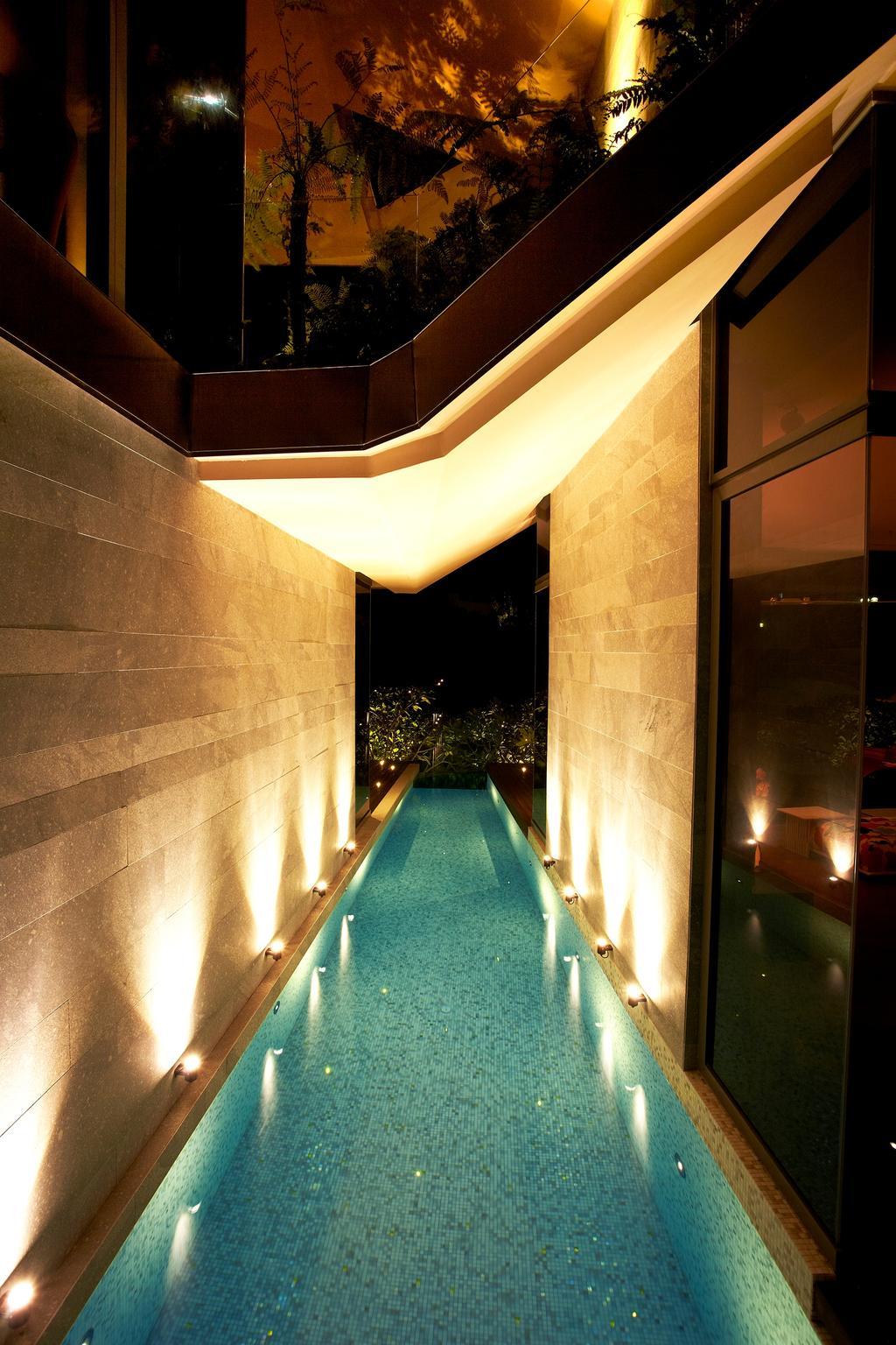 Contemporary, Landed, P House, Architect, Czarl Architects, Spa