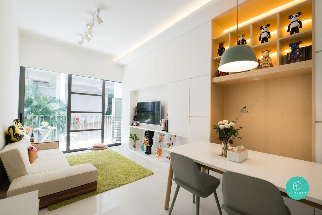 Less Is More: Amanda Tan's Space-Savvy Zen Studio