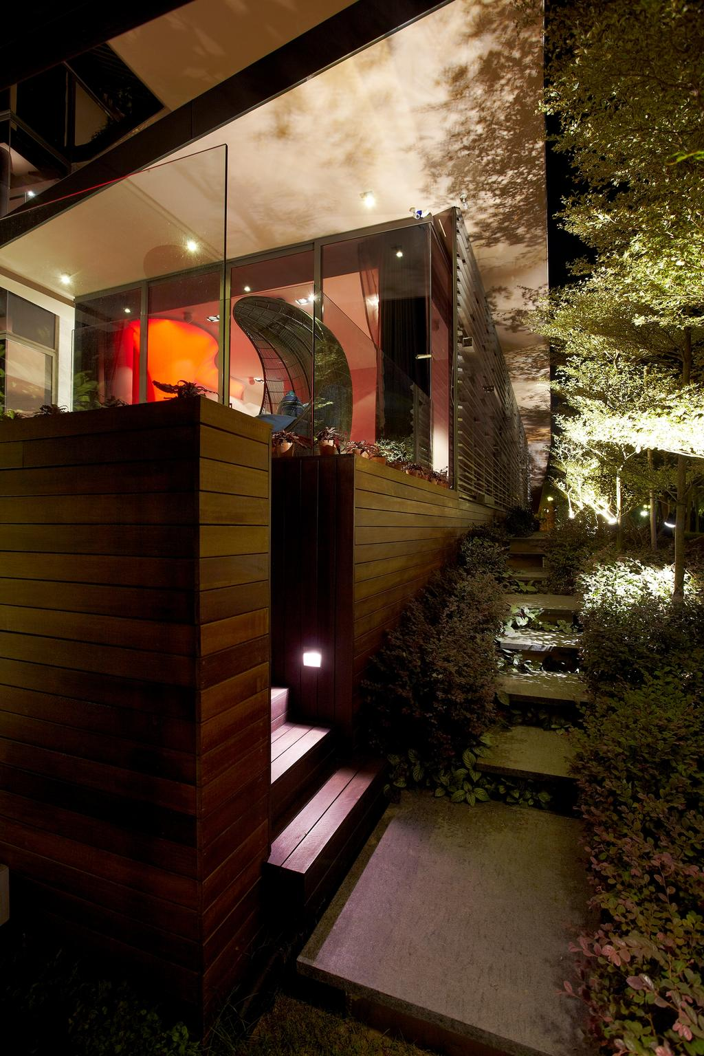 Contemporary, Landed, P House, Architect, Czarl Architects, Flora, Jar, Plant, Potted Plant, Pottery, Vase