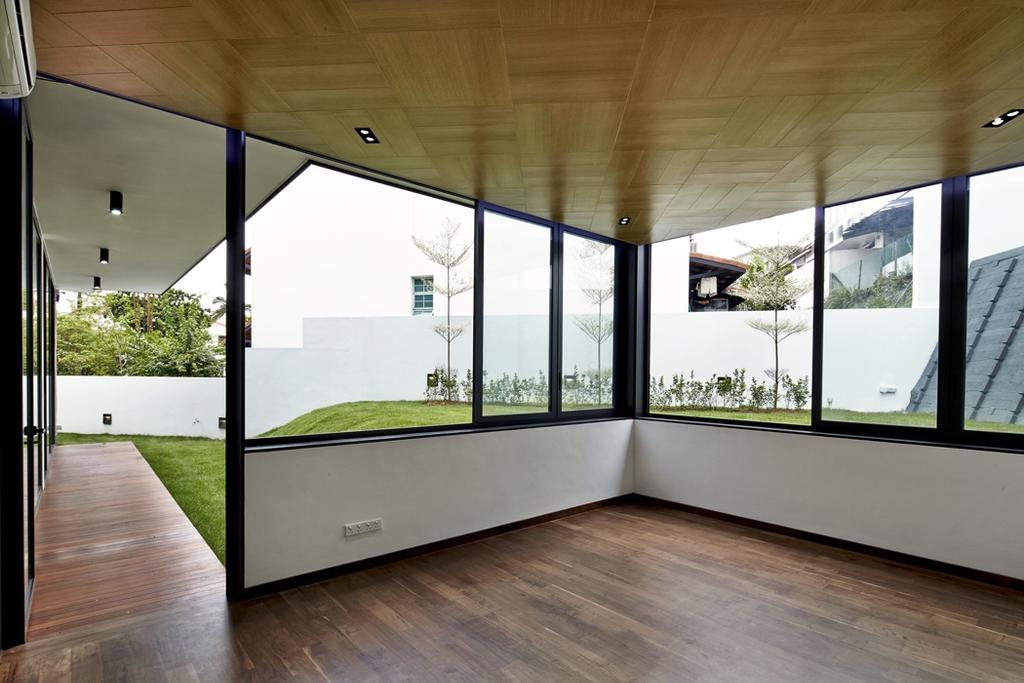Modern, Landed, 25 CWC, Architect, BHATCH Architects, Indoors, Interior Design, Corridor