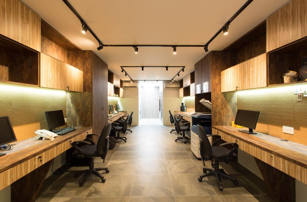 Summit Design Showroom, Commercial, Interior Designer, Summit Design Studio, Scandinavian, Industrial, Chair, Furniture, Indoors, Office, Plywood, Wood