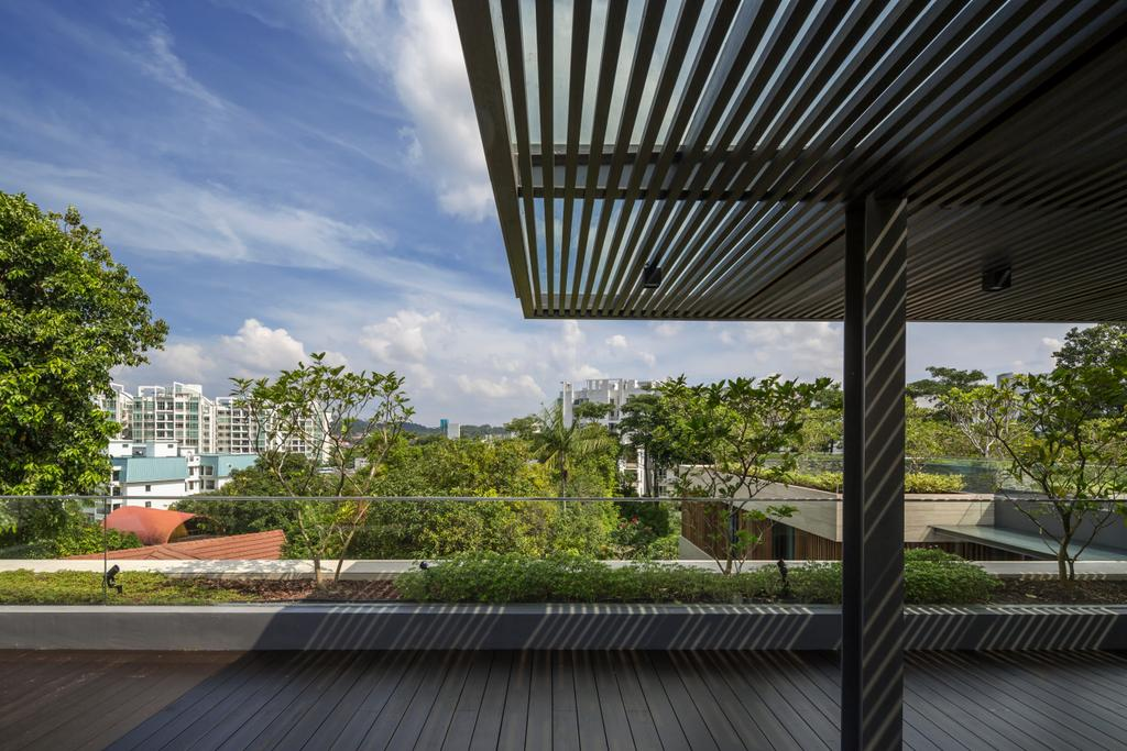Contemporary, Landed, Secret Garden House (Bukit Timah), Architect, Wallflower Architecture + Design