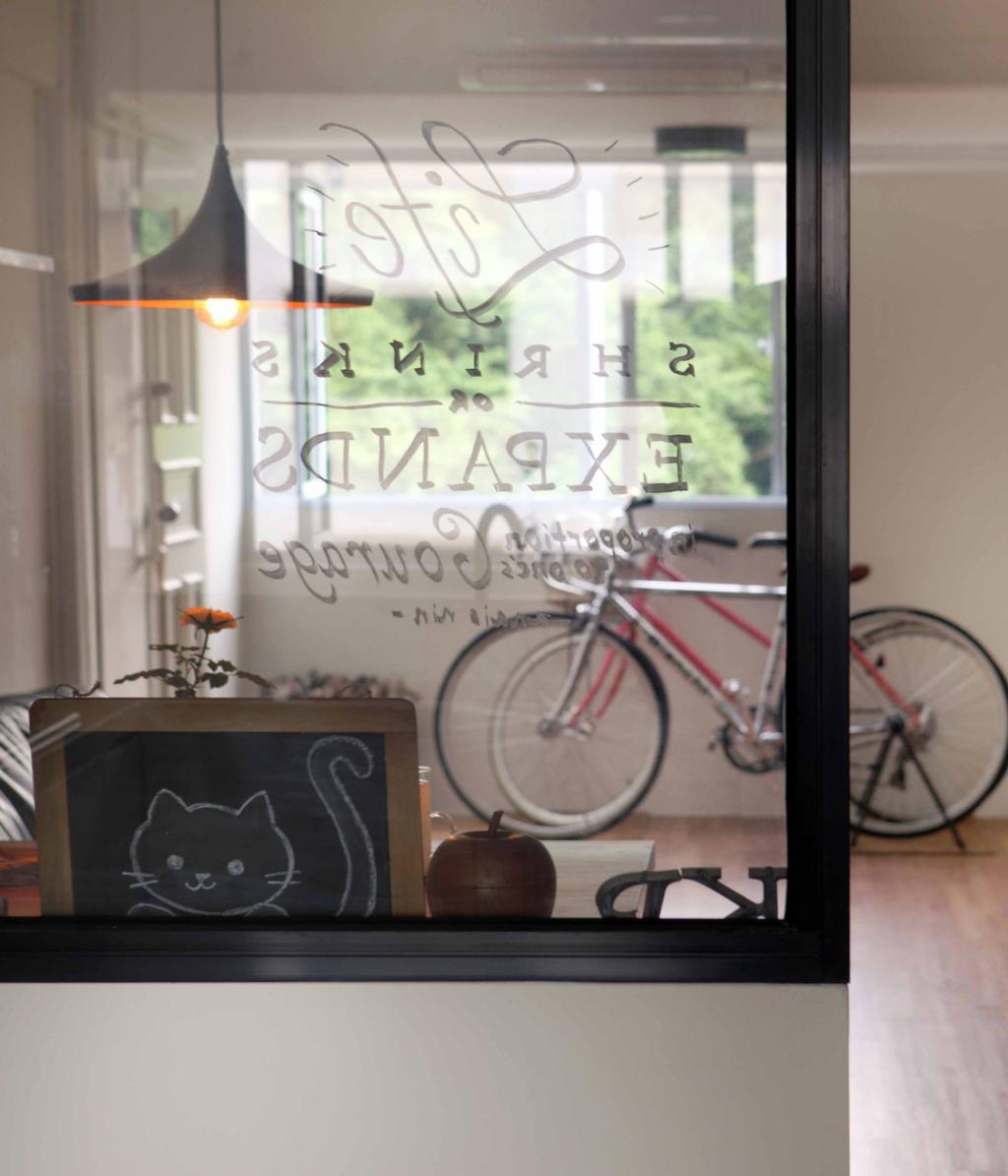 Scandinavian, HDB, Living Room, Telok Blangah Heights (Block 60), Interior Designer, Space Concepts Design, Bicycle, Bike, Transportation, Vehicle