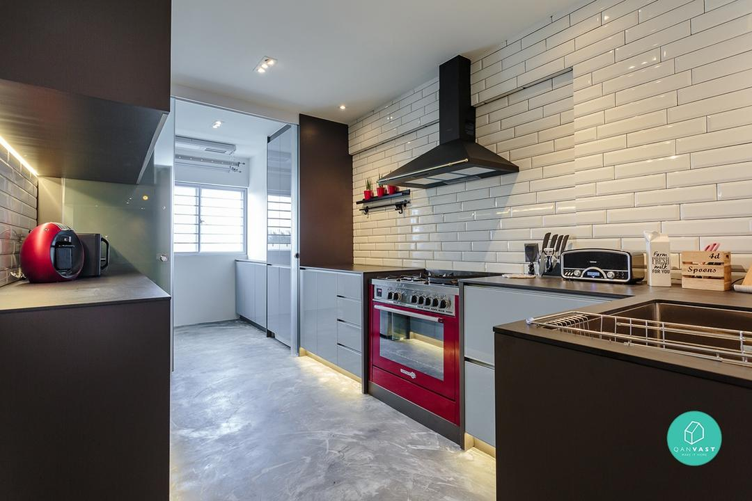 5 Must-See Before and After HDB Renovations!