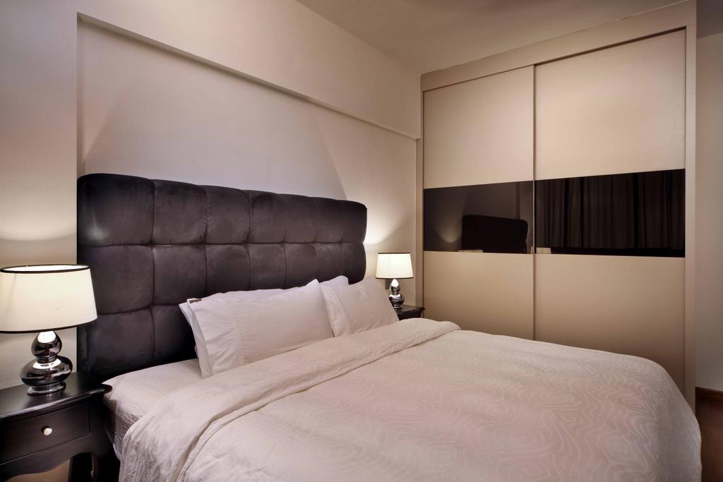 Contemporary, Condo, Bedroom, The Pearl Condo, Interior Designer, Space Concepts Design, Indoors, Room