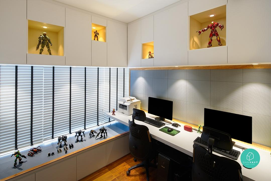 Home Offices That Will Inspire Productivity 4
