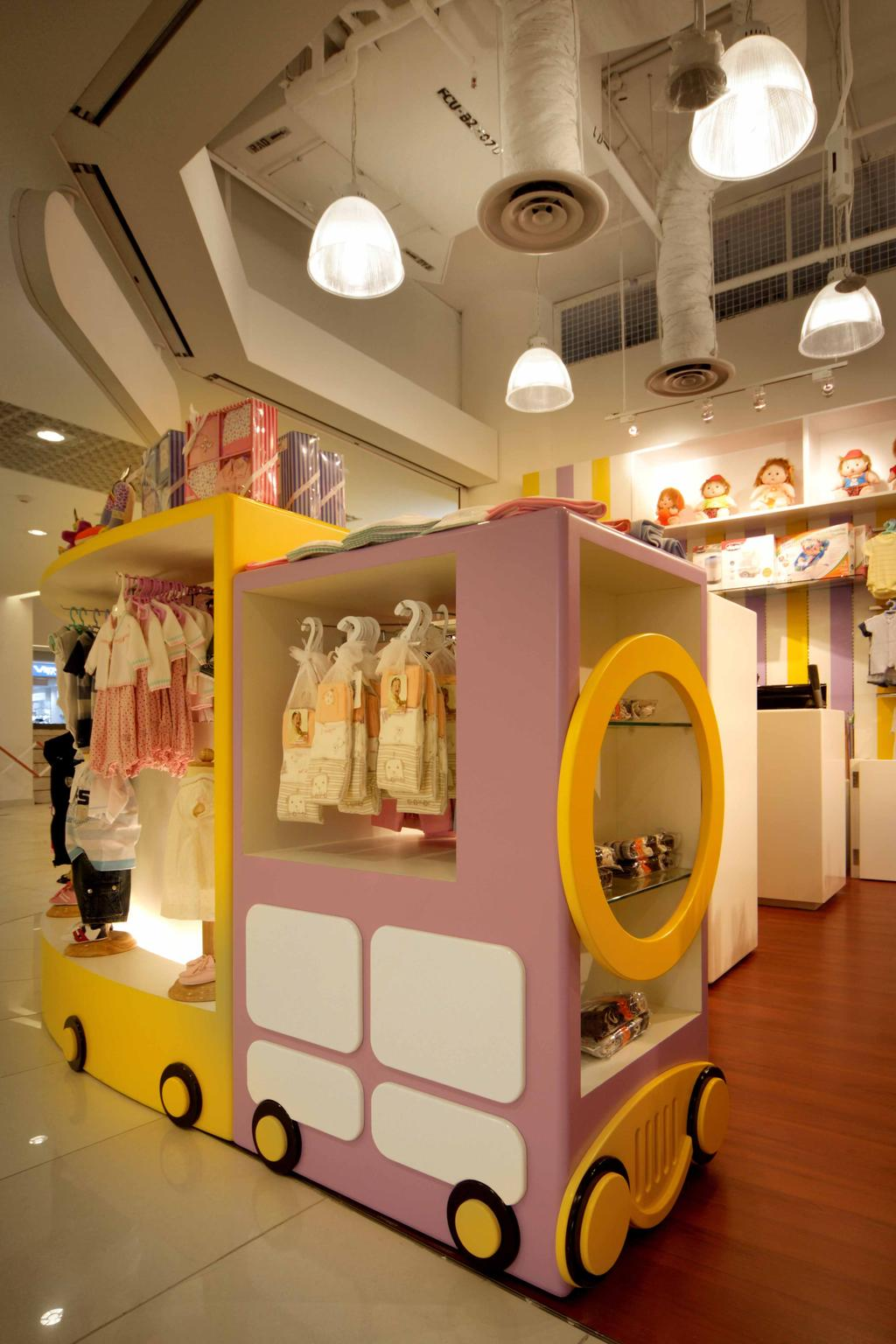 Babyware, Commercial, Interior Designer, Space Concepts Design, Eclectic