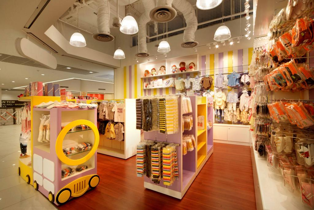 Babyware, Commercial, Interior Designer, Space Concepts Design, Eclectic, Market, Supermarket, Bakery, Shop
