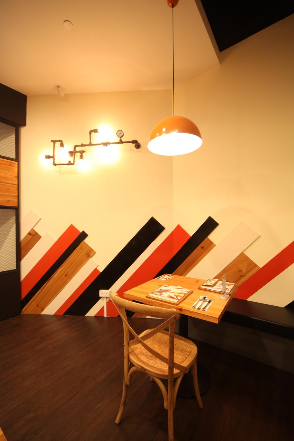 Cool Bistro at Suntec, Commercial, Interior Designer, Space Concepts Design, Industrial