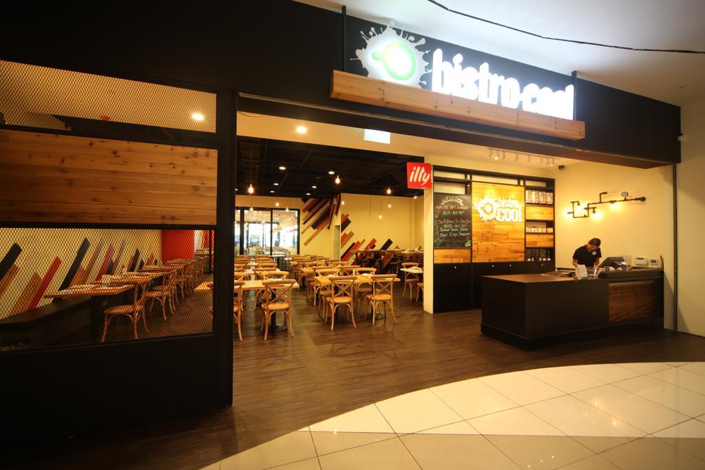 Cool Bistro at Suntec, Commercial, Interior Designer, Space Concepts Design, Industrial, Restaurant