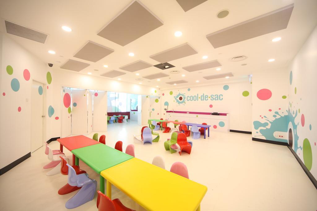 Cool De Sac, Commercial, Interior Designer, Space Concepts Design, Eclectic, Kindergarten