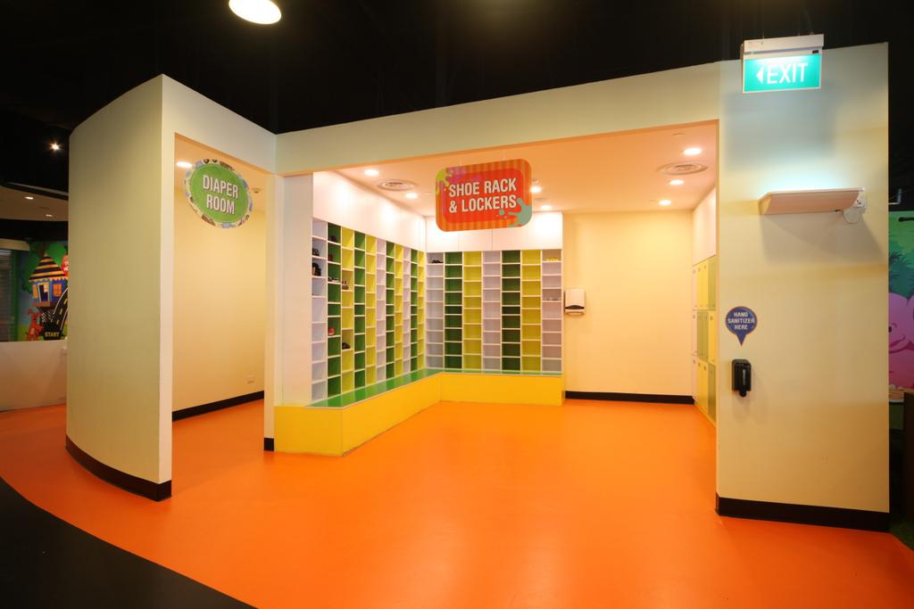 Cool De Sac, Commercial, Interior Designer, Space Concepts Design, Eclectic, Kiosk