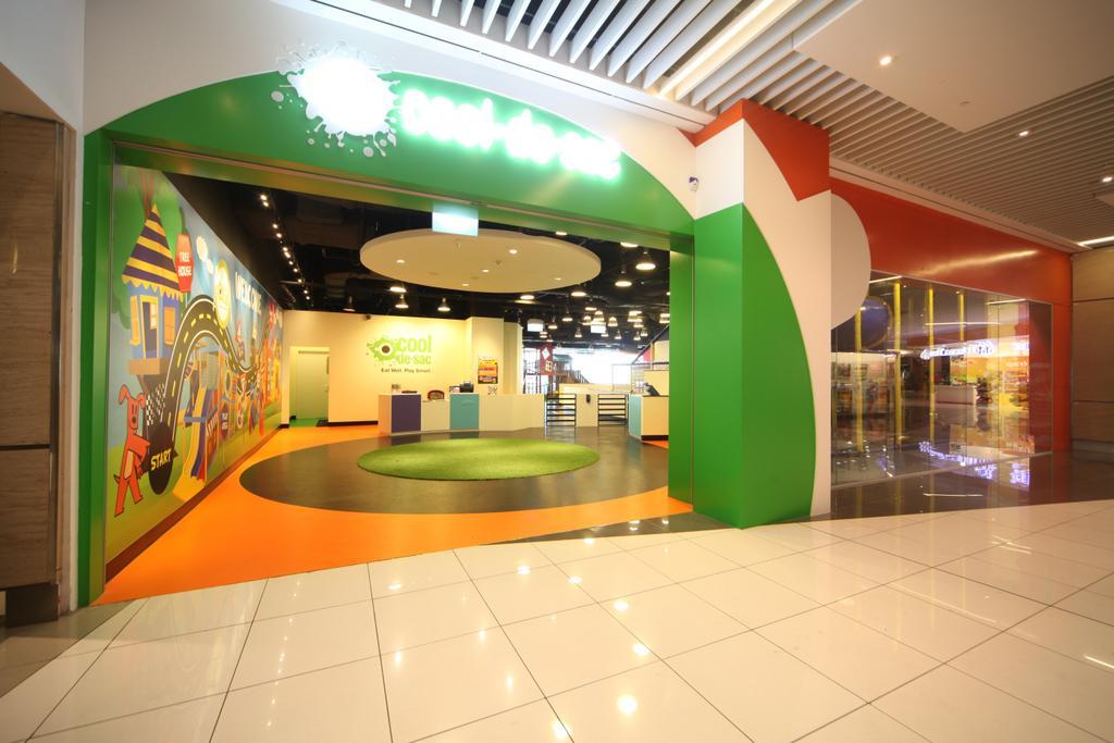 Cool De Sac, Commercial, Interior Designer, Space Concepts Design, Eclectic, Tile, Glass