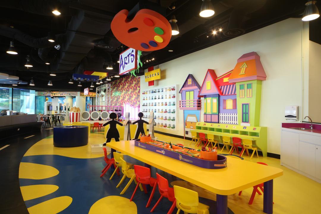 Cool De Sac, Space Concepts Design, Eclectic, Commercial, Kindergarten
