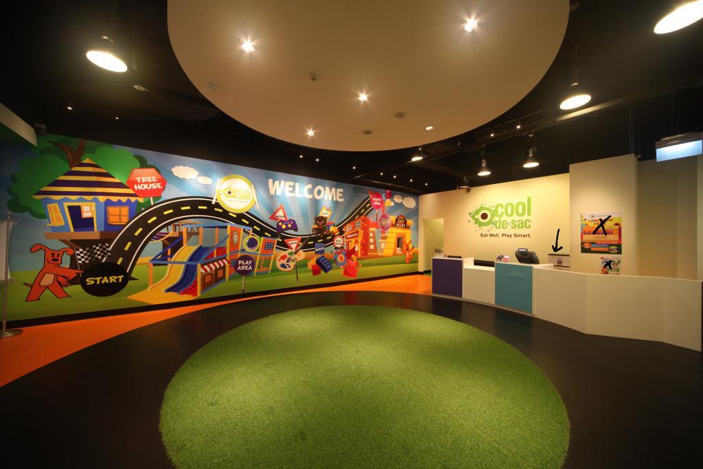 Cool De Sac, Commercial, Interior Designer, Space Concepts Design, Eclectic, Citrus Fruit, Flora, Food, Fruit, Grapefruit, Plant, Pomelo, Produce