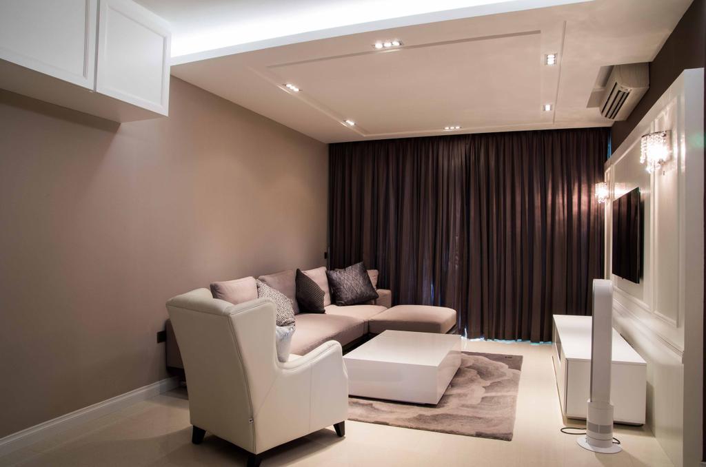 Contemporary, Condo, Living Room, Caspian Condo, Interior Designer, Space Concepts Design, Indoors, Interior Design, Furniture