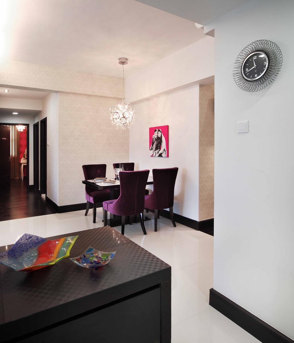 Contemporary, Condo, Dining Room, Springdale, Interior Designer, Space Concepts Design, Chair, Furniture