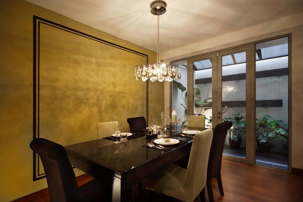 Contemporary, Landed, Dining Room, Thomson Road, Interior Designer, Space Concepts Design, Couch, Furniture, Indoors, Interior Design, Room, Dining Table, Table