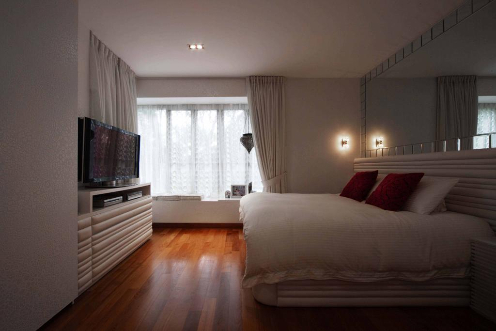 Contemporary, Landed, Bedroom, Thomson Road, Interior Designer, Space Concepts Design, Indoors, Room, Bed, Furniture, Interior Design