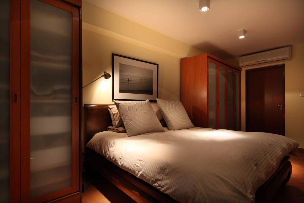 Contemporary, Landed, Bedroom, Everton Shophouse, Interior Designer, Space Concepts Design, Bed, Furniture, Indoors, Room