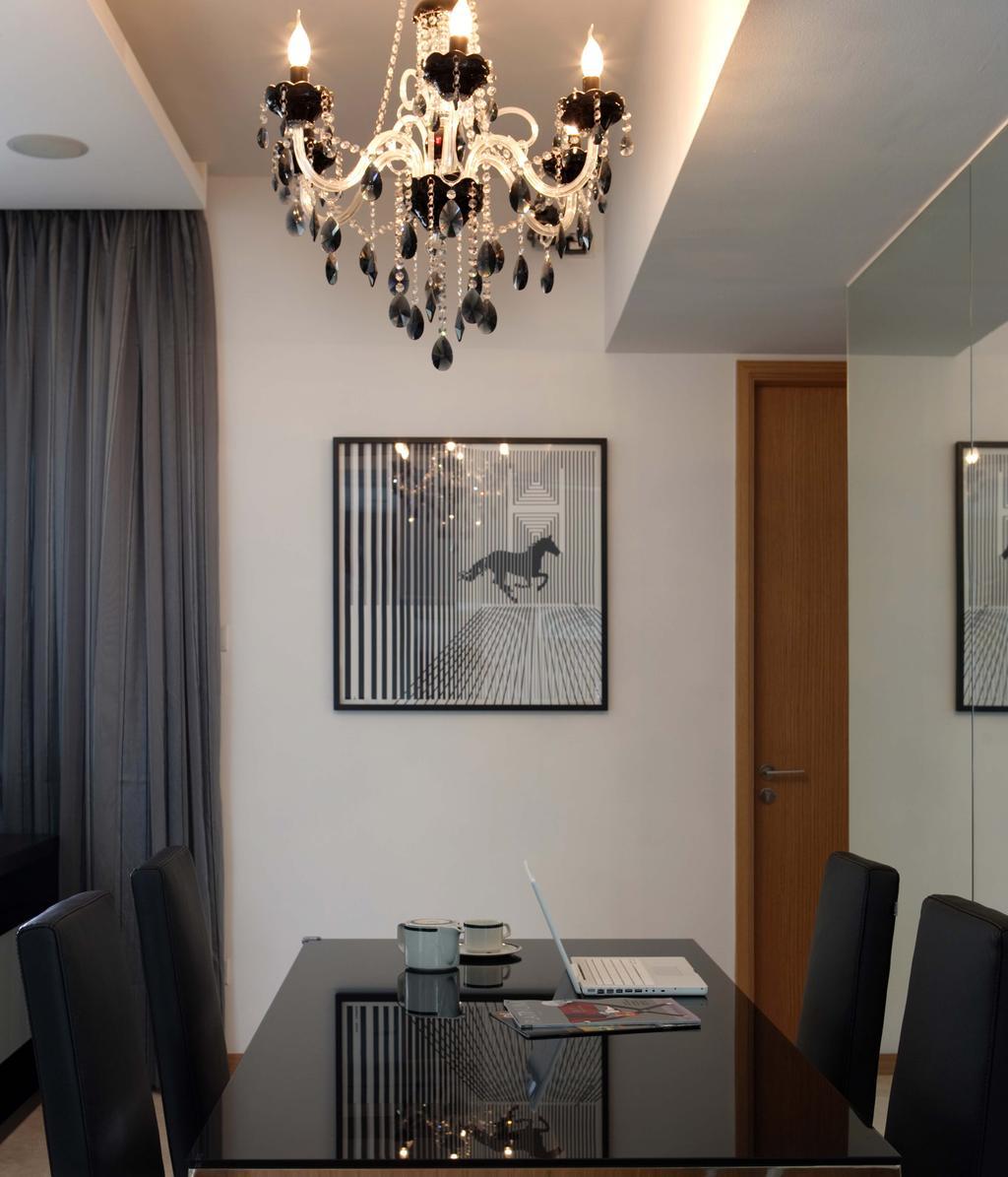 Contemporary, Condo, Dining Room, Mount Sinai, Interior Designer, Space Concepts Design, Curtain, Home Decor, Indoors, Interior Design, Room