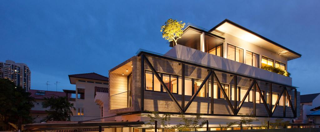 Contemporary, Landed, Jalan Remis, Architect, Aamer Architects