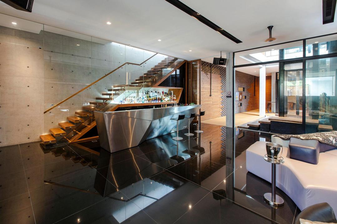 Branksome Road, Aamer Architects, Transitional, Landed, Triangle
