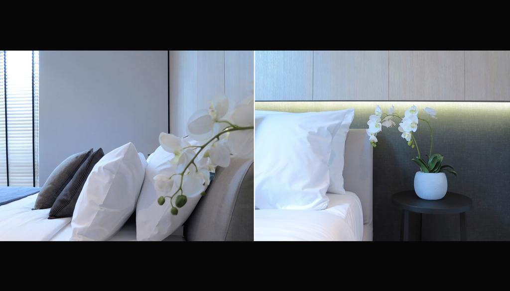 Modern, Condo, Bedroom, Green Haven Show Suite C, Malaysia, Architect, 0932 Design Consultants