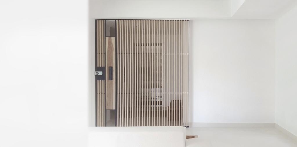 Minimalistic, Condo, Living Room, D'Almira, Architect, 0932 Design Consultants
