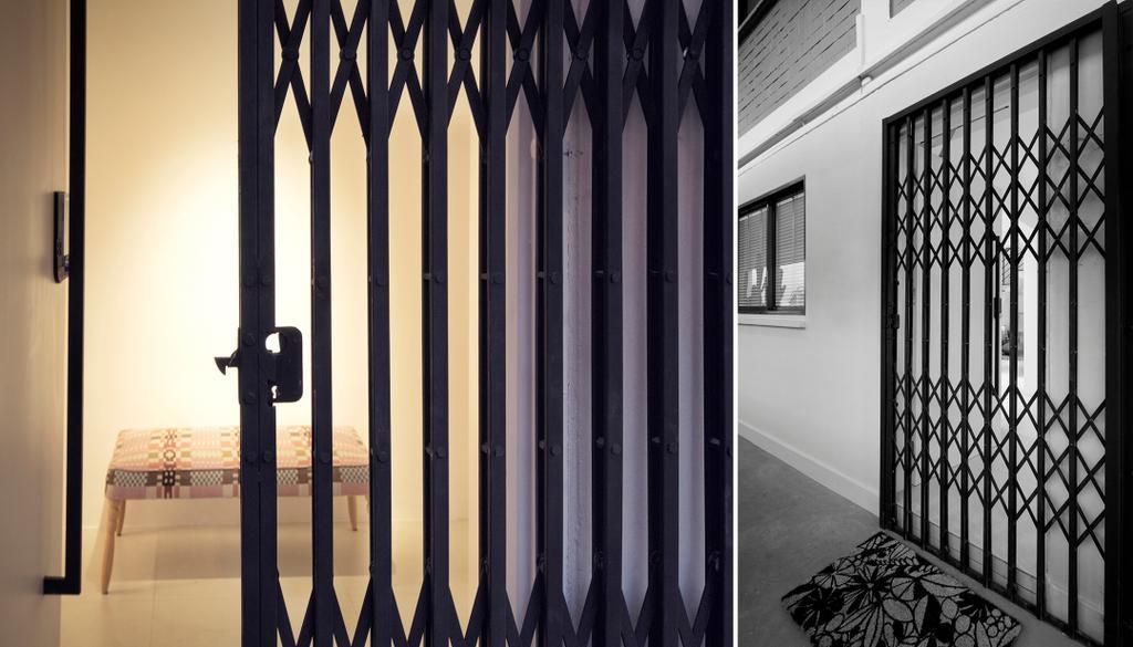 Contemporary, HDB, G Masionette, Architect, 0932 Design Consultants, Railing