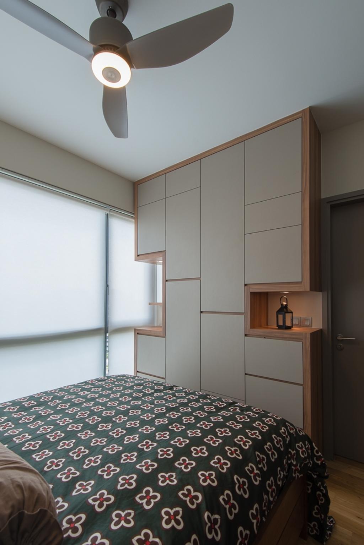 Minimalistic, Condo, Bedroom, Riversails, Interior Designer, Dyel Design
