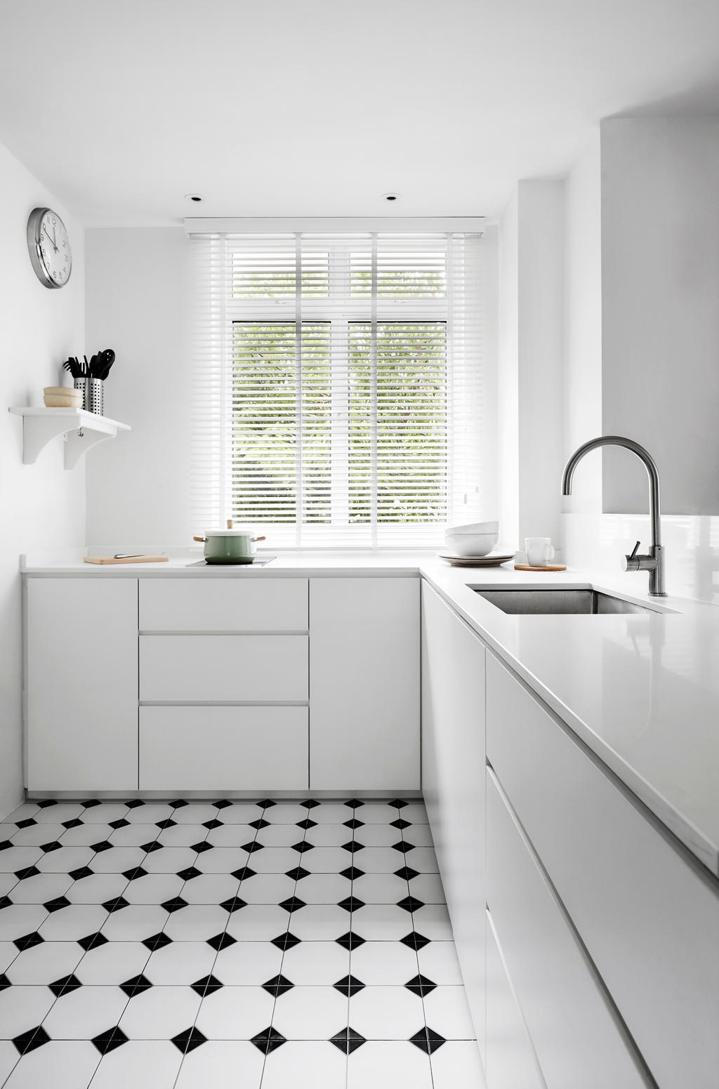 Modern, Condo, Kitchen, Kellock Lodge, Interior Designer, Third Avenue Studio, Contemporary, Tap