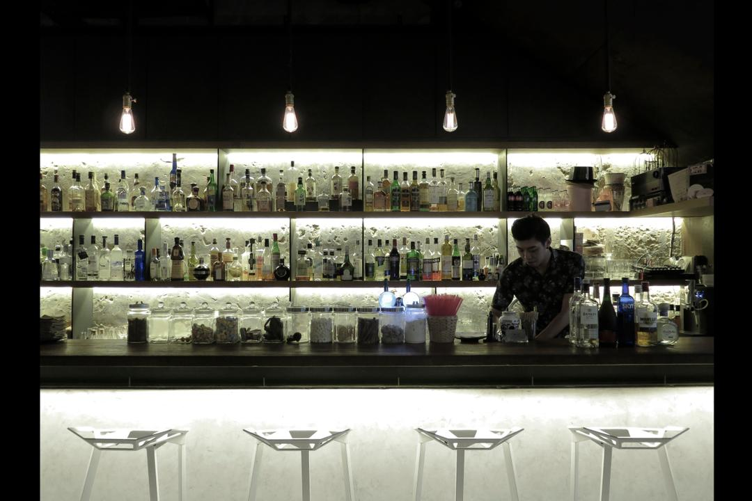 Tess Bar & Kitchen, 0932 Design Consultants, Industrial, Commercial, Human, People, Person, Bartender, Worker, Shop