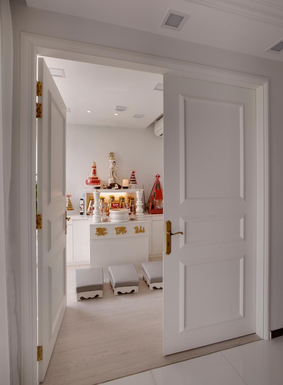 Modern, Condo, Bedroom, Waterbay, Interior Designer, The Orange Cube, Minimalistic, Dining Room, Indoors, Interior Design, Room