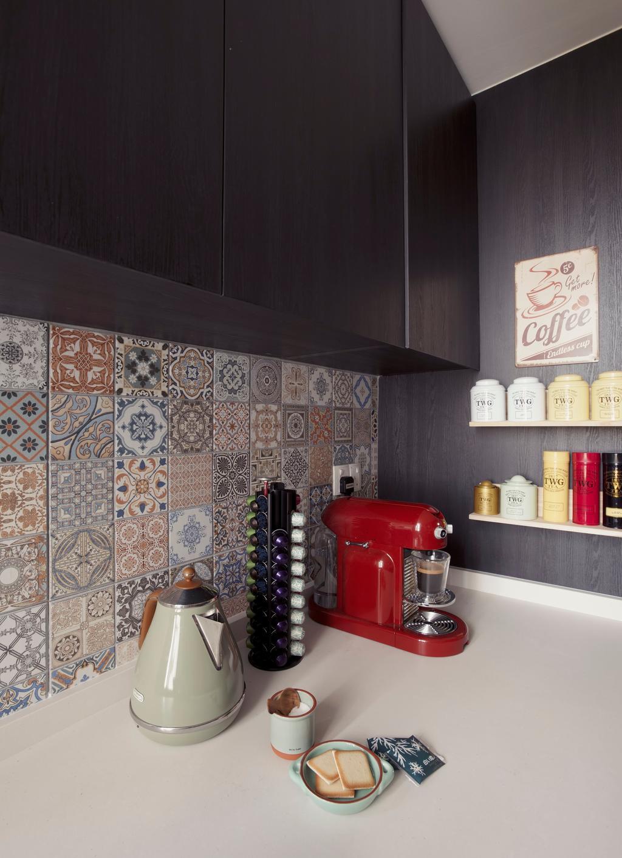 Modern, Condo, The Inflora, Interior Designer, The Orange Cube, Scandinavian, Jar, Pottery, Vase