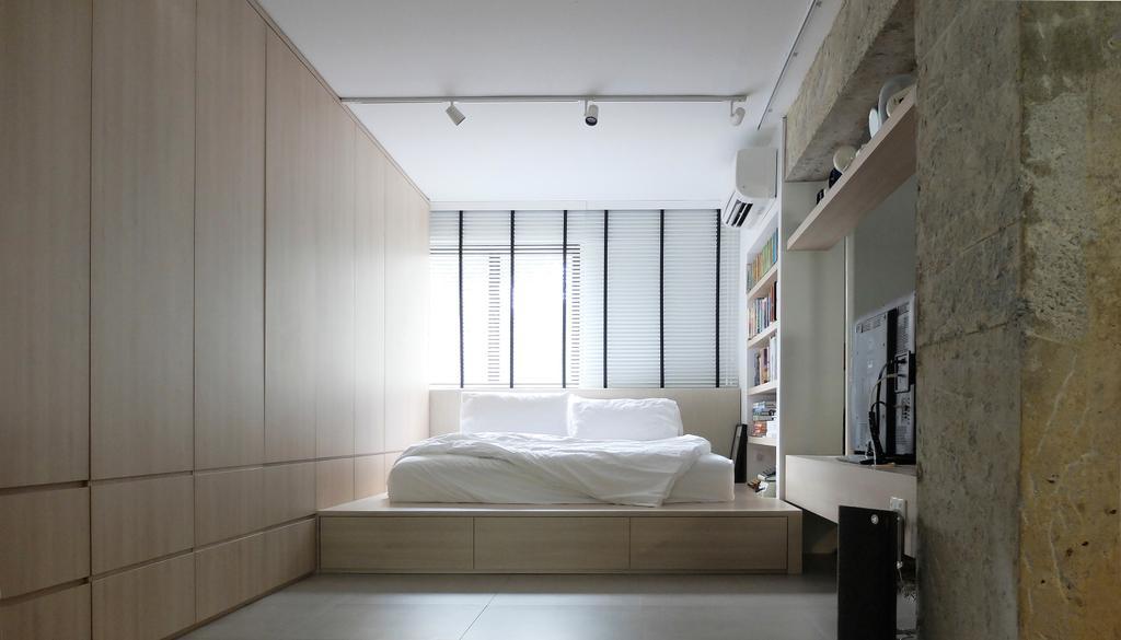 Industrial, HDB, Bedroom, #0432, Architect, 0932 Design Consultants