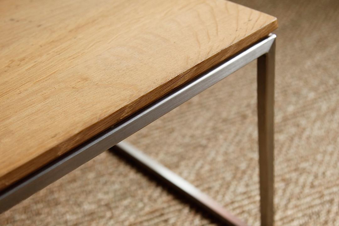 D Apartment, 0932 Design Consultants, Minimalistic, Living Room, Condo, Wood Detail, Wood Table, Steel Legs, Metal Legs, Carpet, Rug, Coffee Table, Furniture, Table, Plywood, Wood