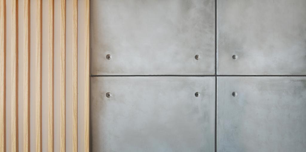 Minimalistic, Condo, Living Room, TT Apartment, Architect, 0932 Design Consultants, Door, Folding Door