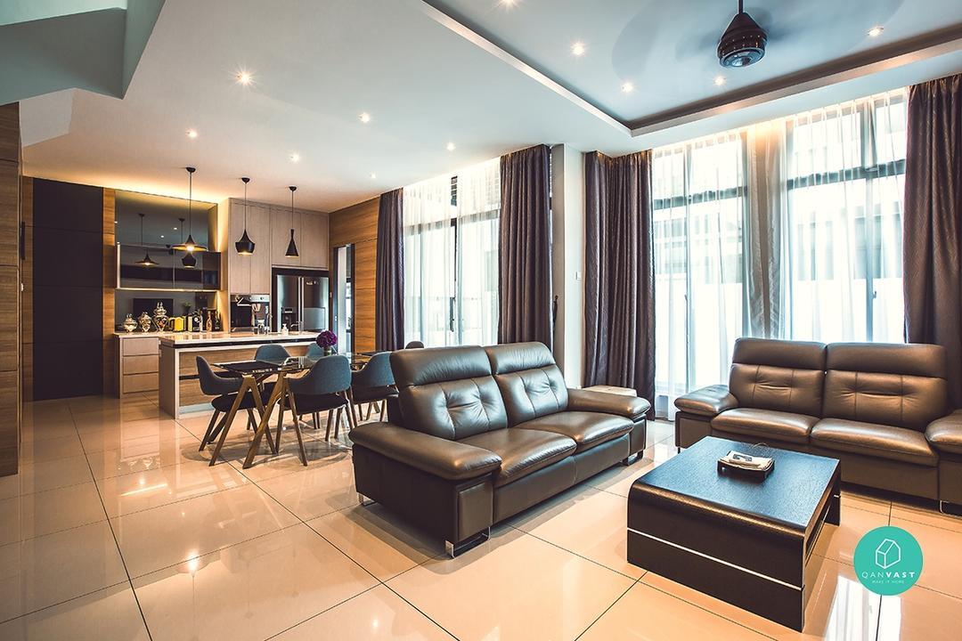 7 Homes With Open Floor Plans 1