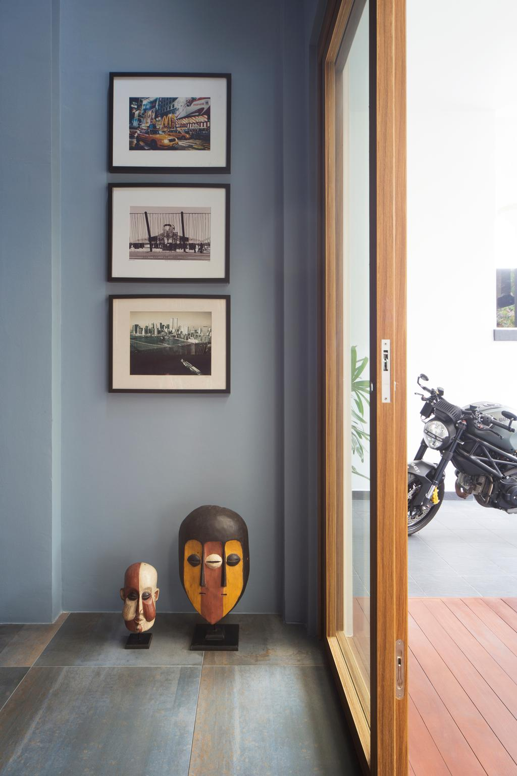 Eclectic, Landed, Eastwood Green, Interior Designer, The Scientist, Motorcycle, Transportation, Vehicle