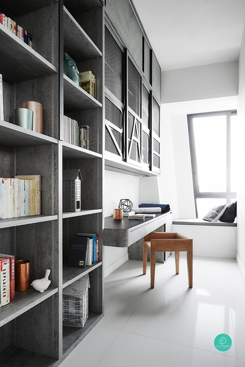 Nifty Ideas For His & Her Corners At Home
