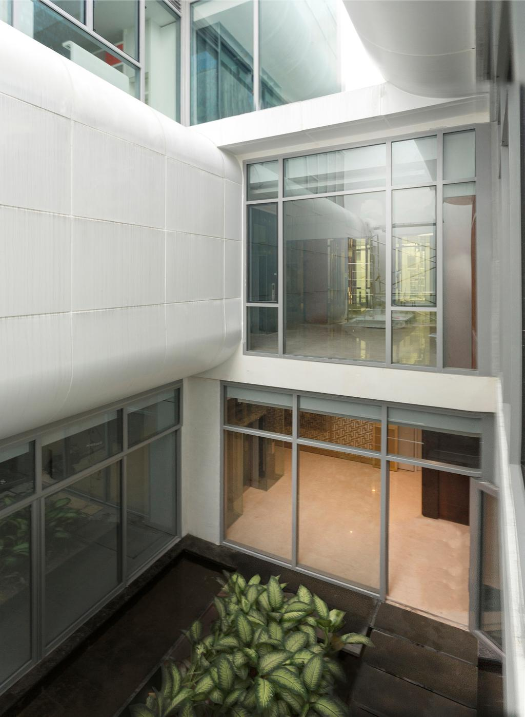 Contemporary, Landed, Oxley Residence, Architect, LAUD Architects